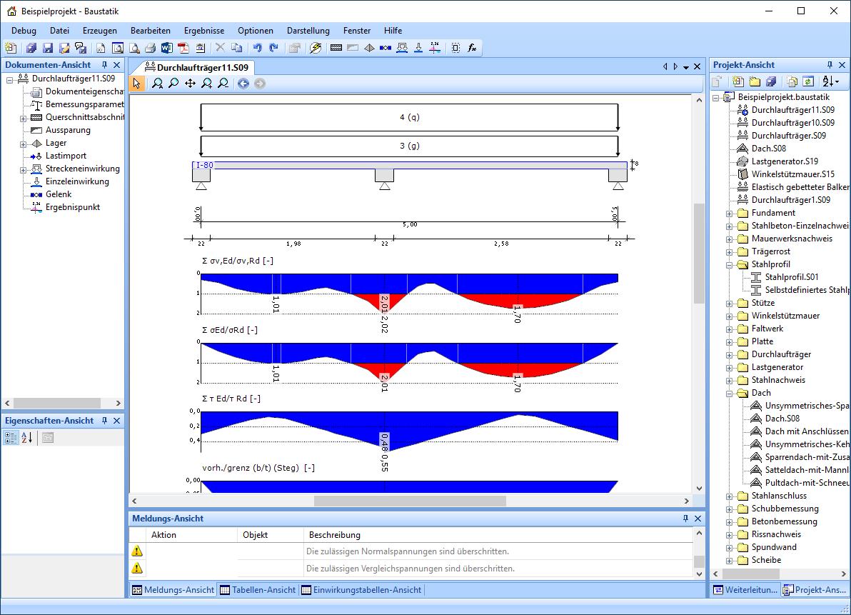 durchlauftraeger-norm-aendern